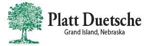Platt Duetsche Club and Reception Hall Logo